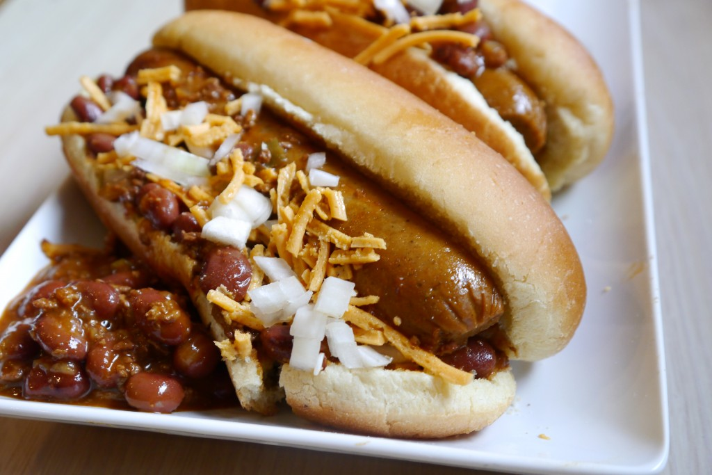 The Cincinnati Chili Dog