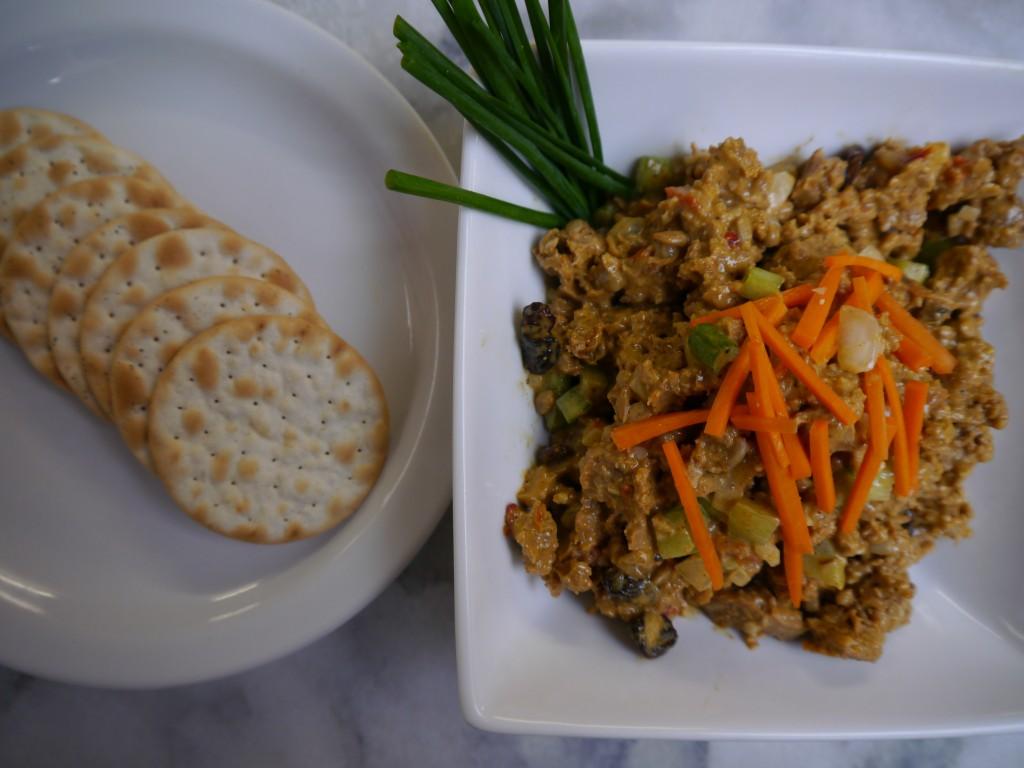 Curry Salad