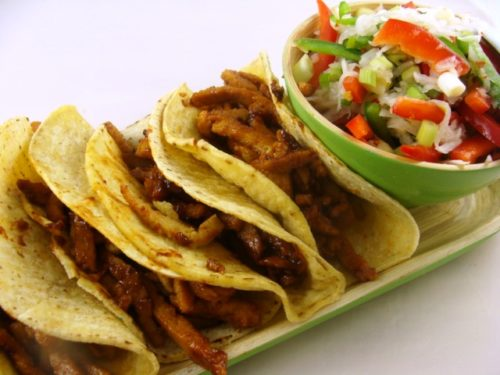 Image for Korean BBQ Tacos