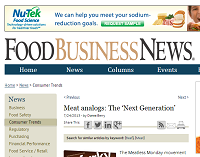 Image for Food Business News