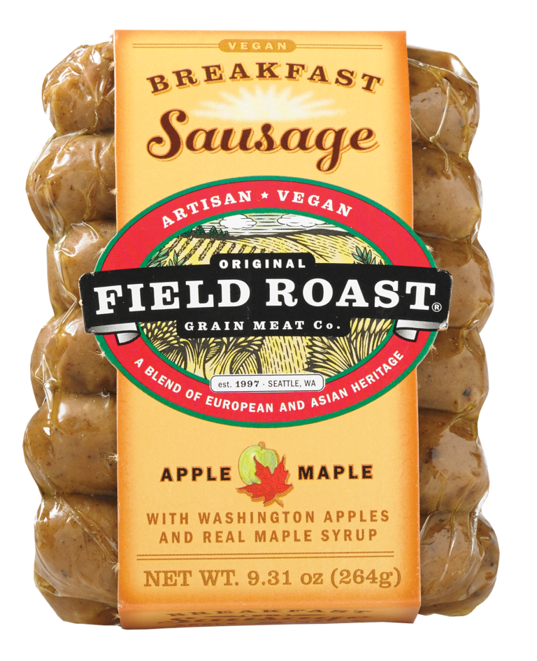 Apple Maple Breakfast Sausage