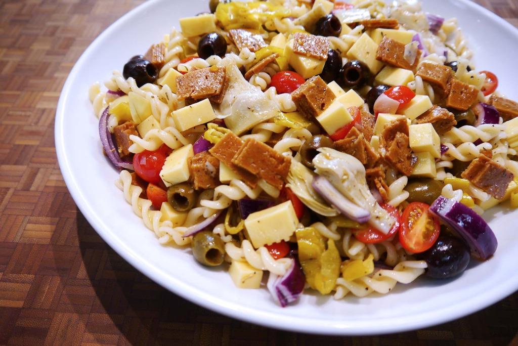 Field Roast Antipasto Salad