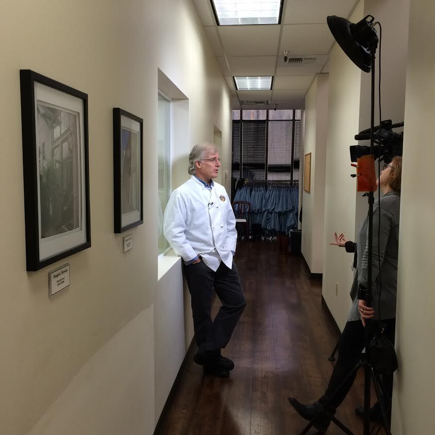 David interview