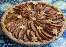 Apple-Chao-Cheese-Tart