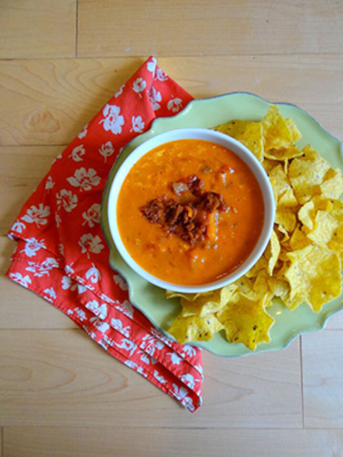 Pineapple Chipotle Chao Queso