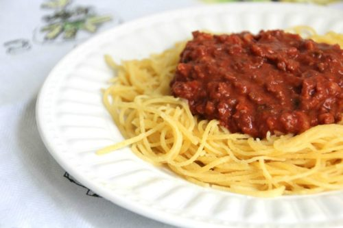 Image for Vegan Bolognese