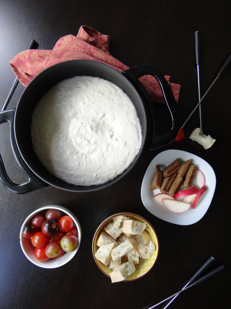 Chao Cheese Fondue
