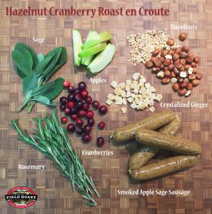 HCR stuffing ingredients