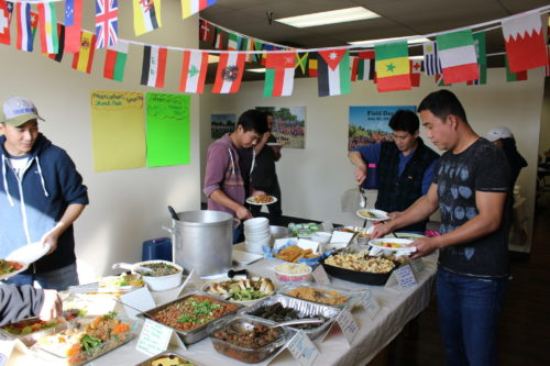 Image for World Vegetarian Day Community Potluck
