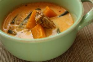 Mexican Chipotle Thai Soup