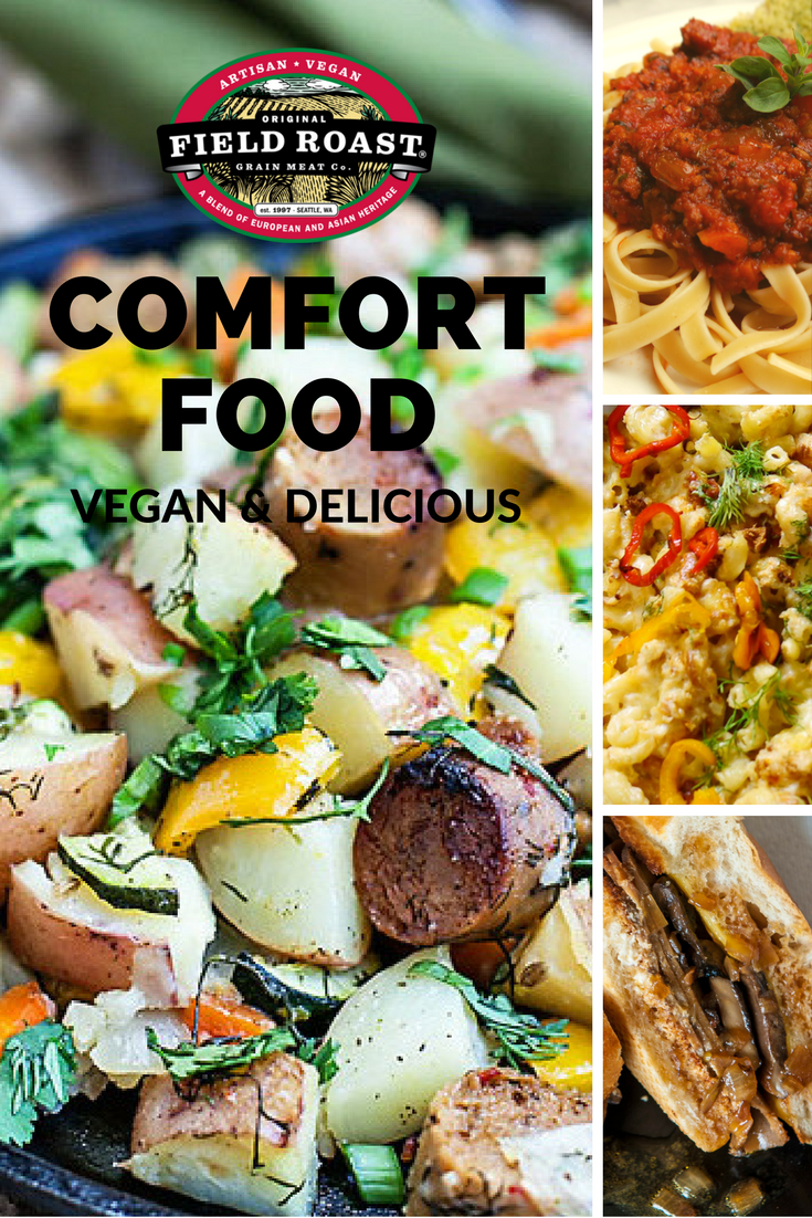 Comforting dishes for winter!