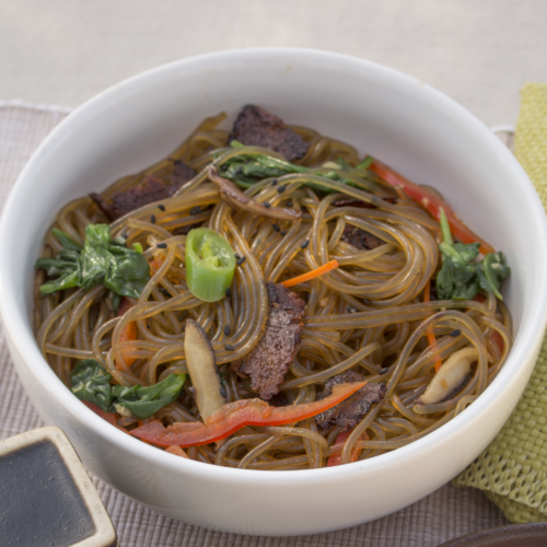 Image for Field Roast Smoked Tomato Japchae