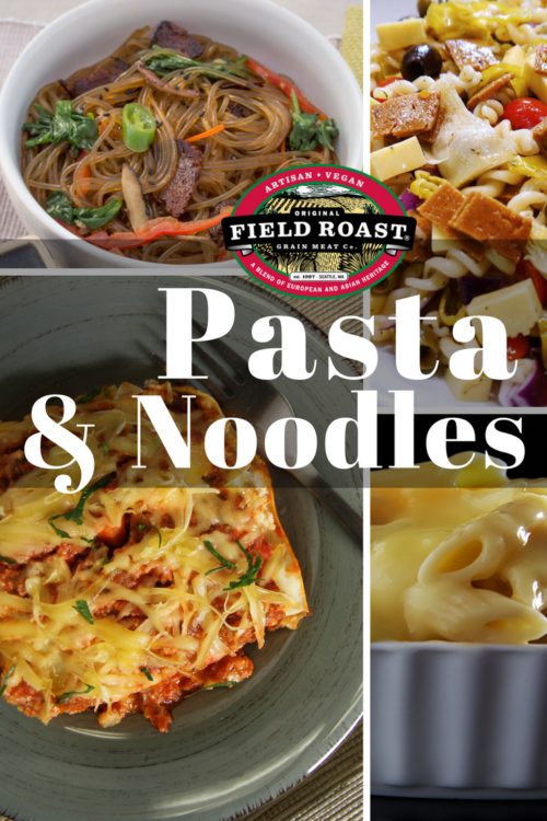 Pasta & Noodles from Around the World