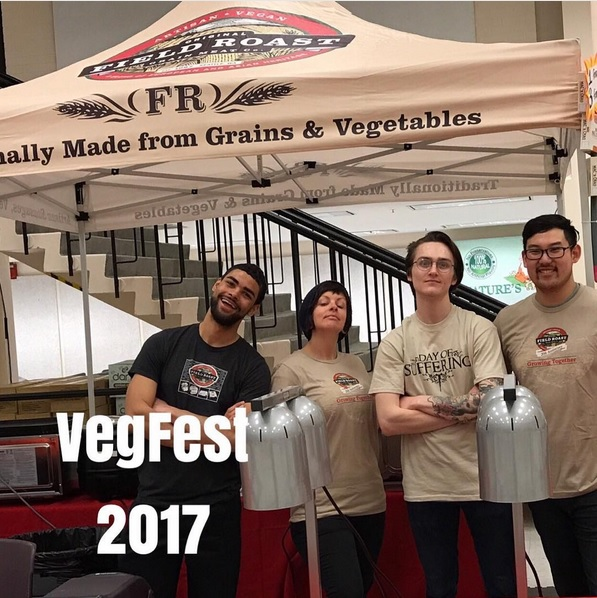 Seattle Vegfest 2017