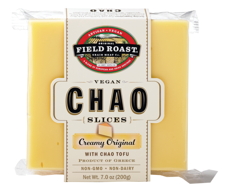 Creamy Original Chao Slices