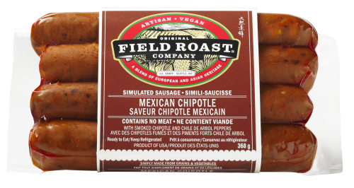 Mexican Chipotle Sausage