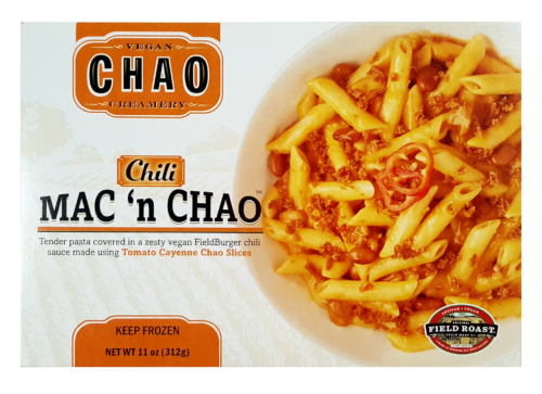 Chili Mac 'n Chao
