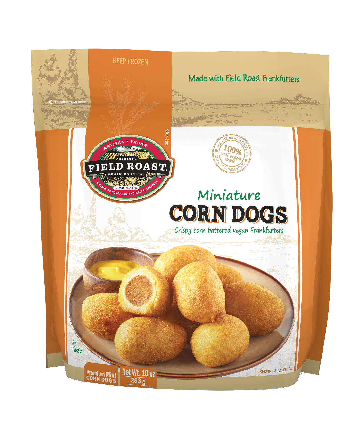 Miniature Corn Dogs