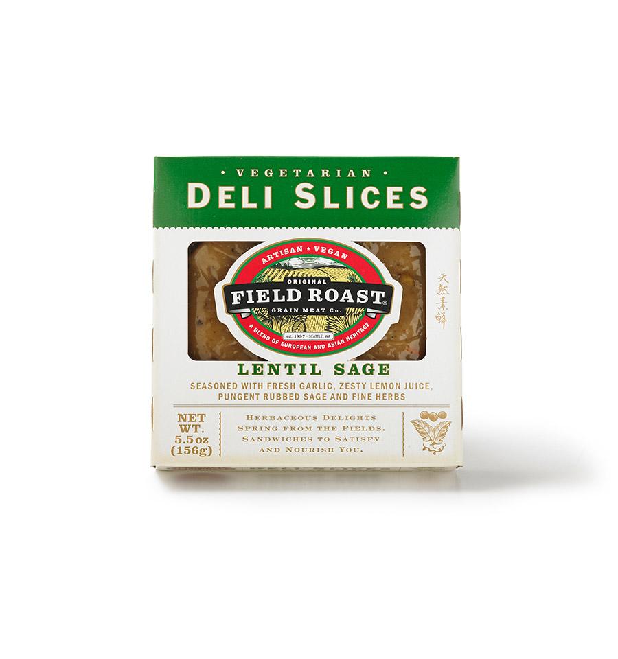 Lentil Sage Deli Slices