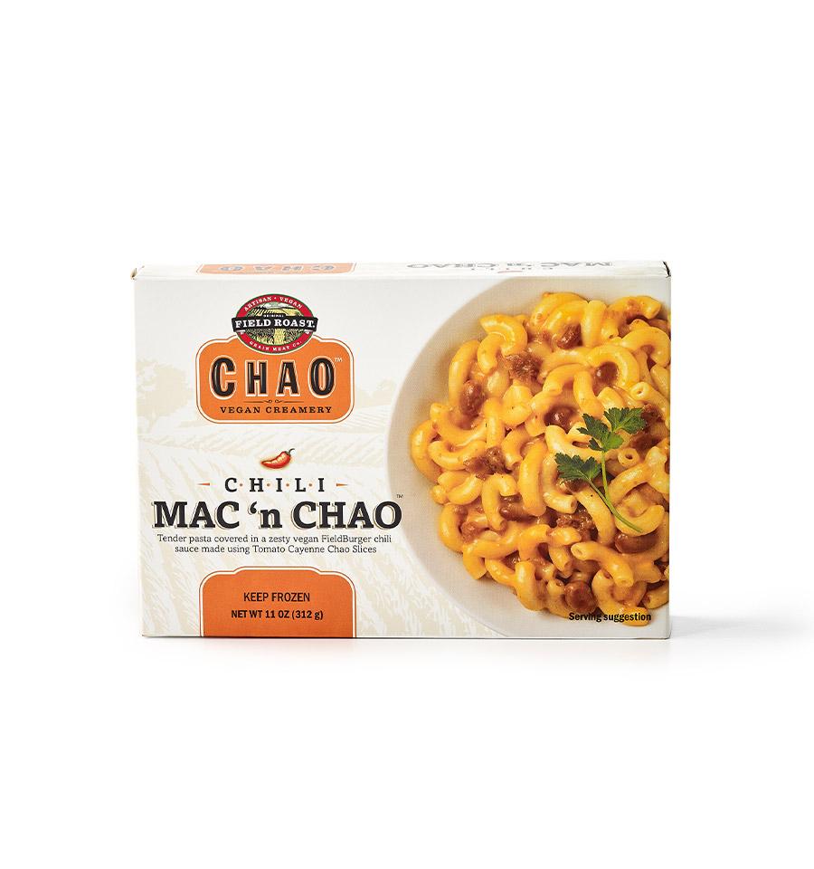 Chili Mac 'n Chao