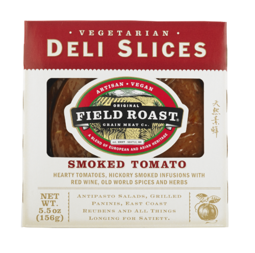 Smoked Tomato Deli Slices