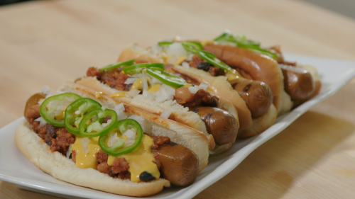 Image for Chili Cheese Dogs