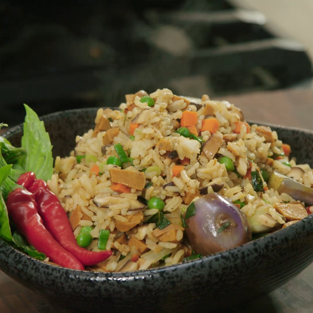 Franks Fried Rice