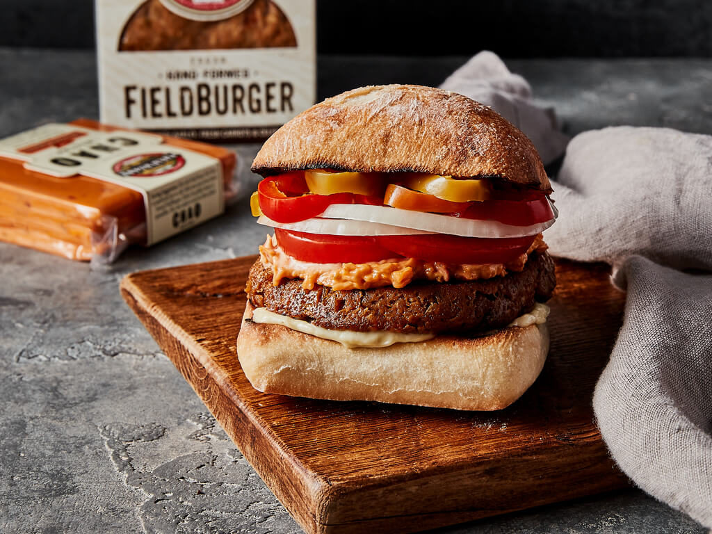Pimento Cheese FieldBurger