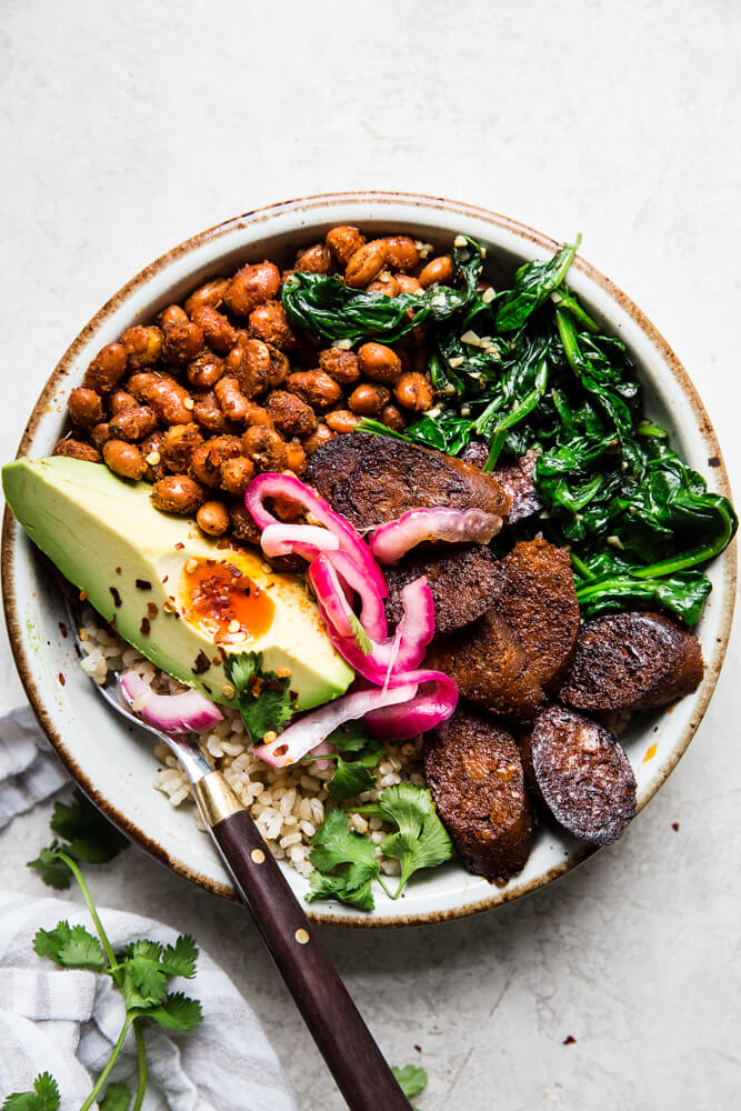 Field Roast Mexican Rice Bowl