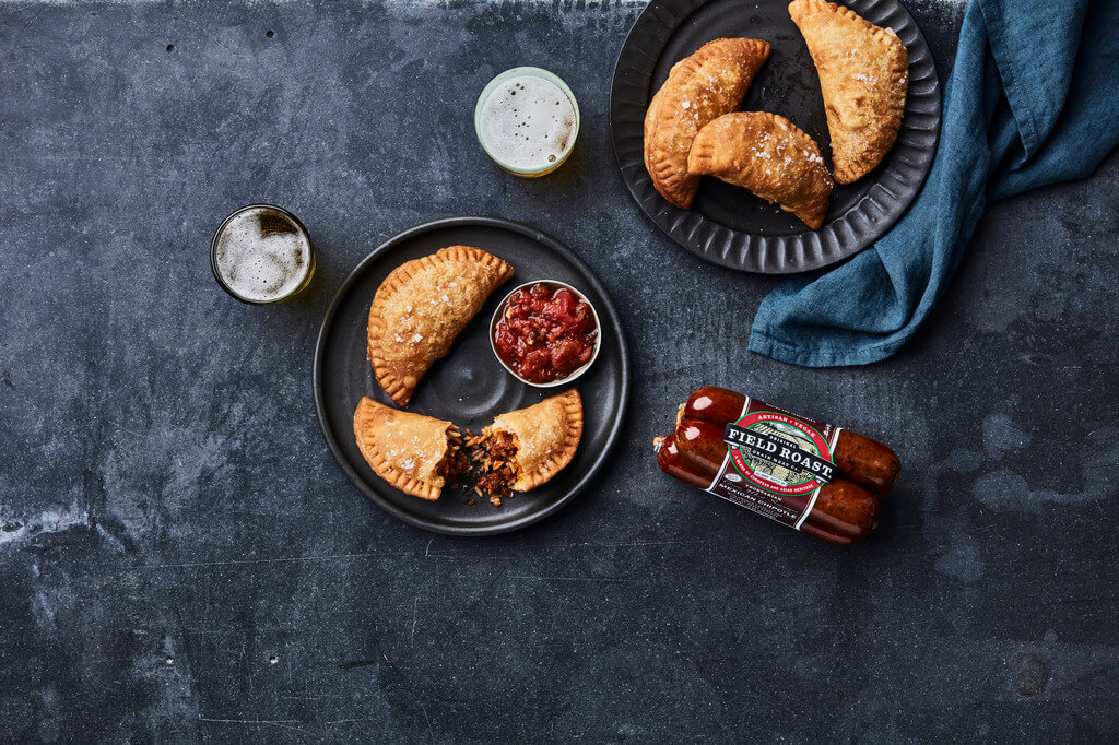 Mexican Chipotle Sausage Hand Pies