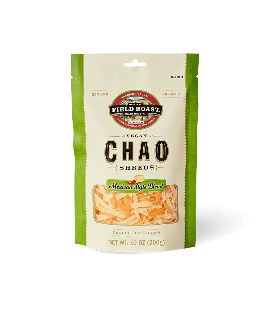Chao Shreds – Mexican Style Blend