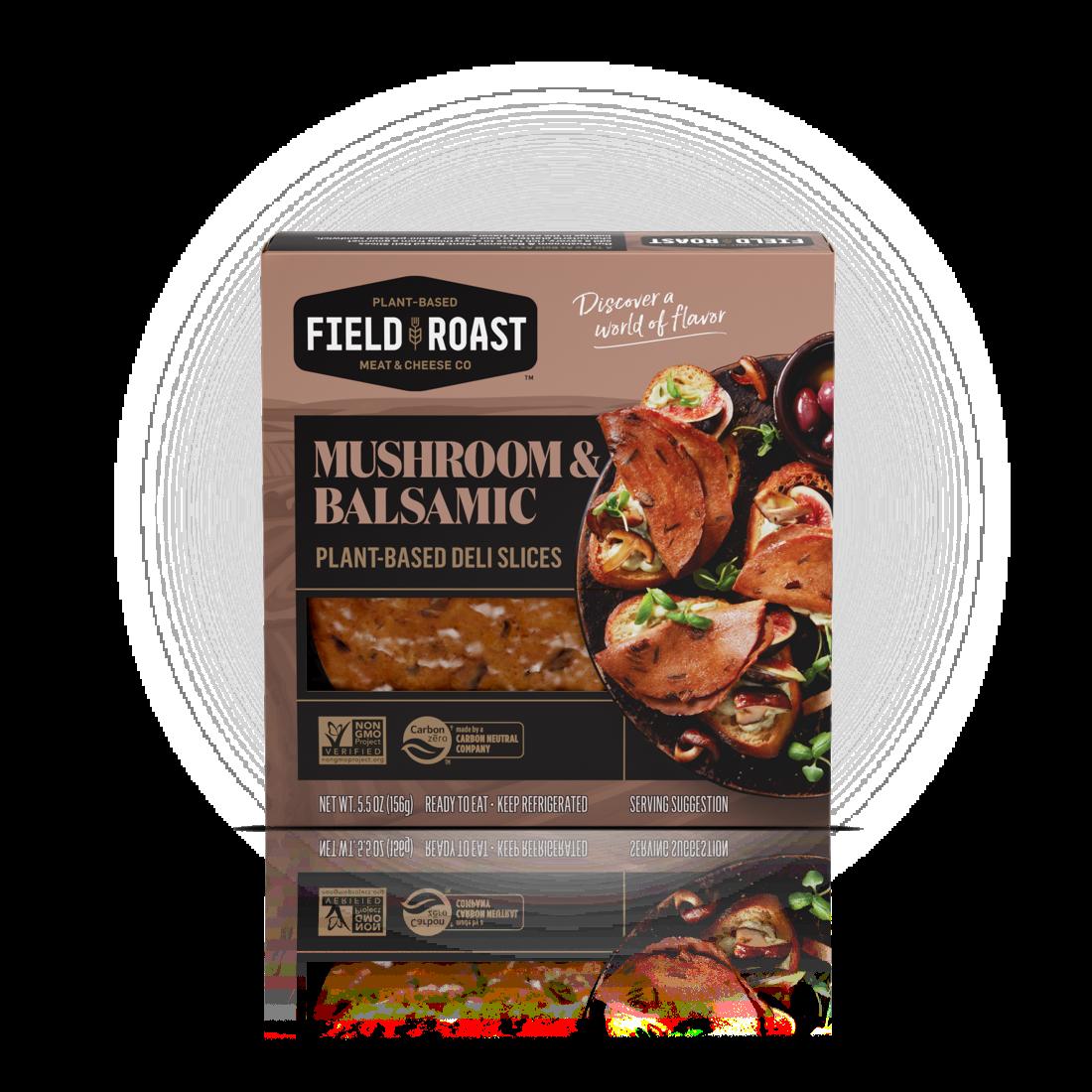 Mushroom & Balsamic